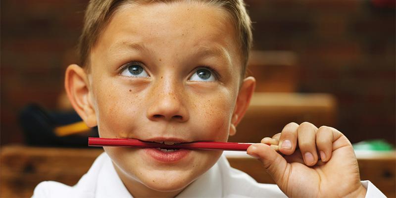 скороговорка с карандашом в зубах