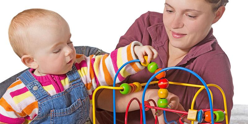 Мелкая моторика для правильного развития речи вашего малыша