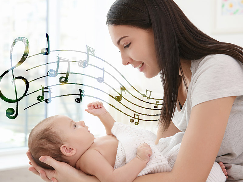 музыка от мамы для ребенка